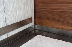 Elevator Back Corner