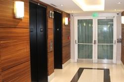 Double Black Doors