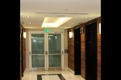 Double Black Doors 1