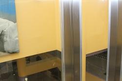 Windowed Elevator Corner